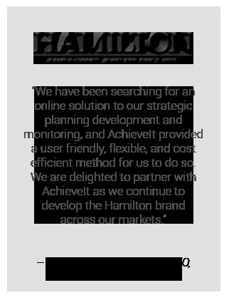 Strategic Planning | Hamilton Jewelers Testimonial