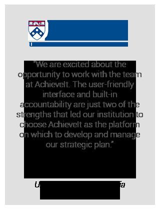 Strategic Planning | University of Pennsylvania Veterinary Hospital Testimonial