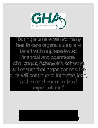 Strategic Planning | Georgia Hospital Association Testimonial 4