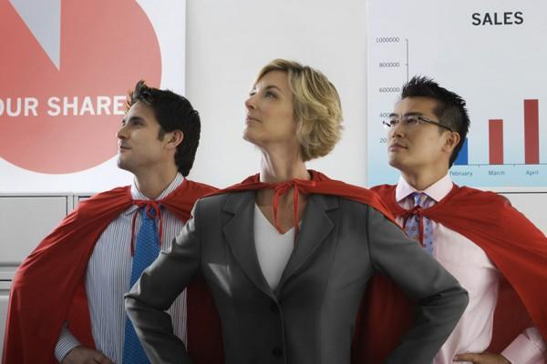 Super Hero Change Agent Blog