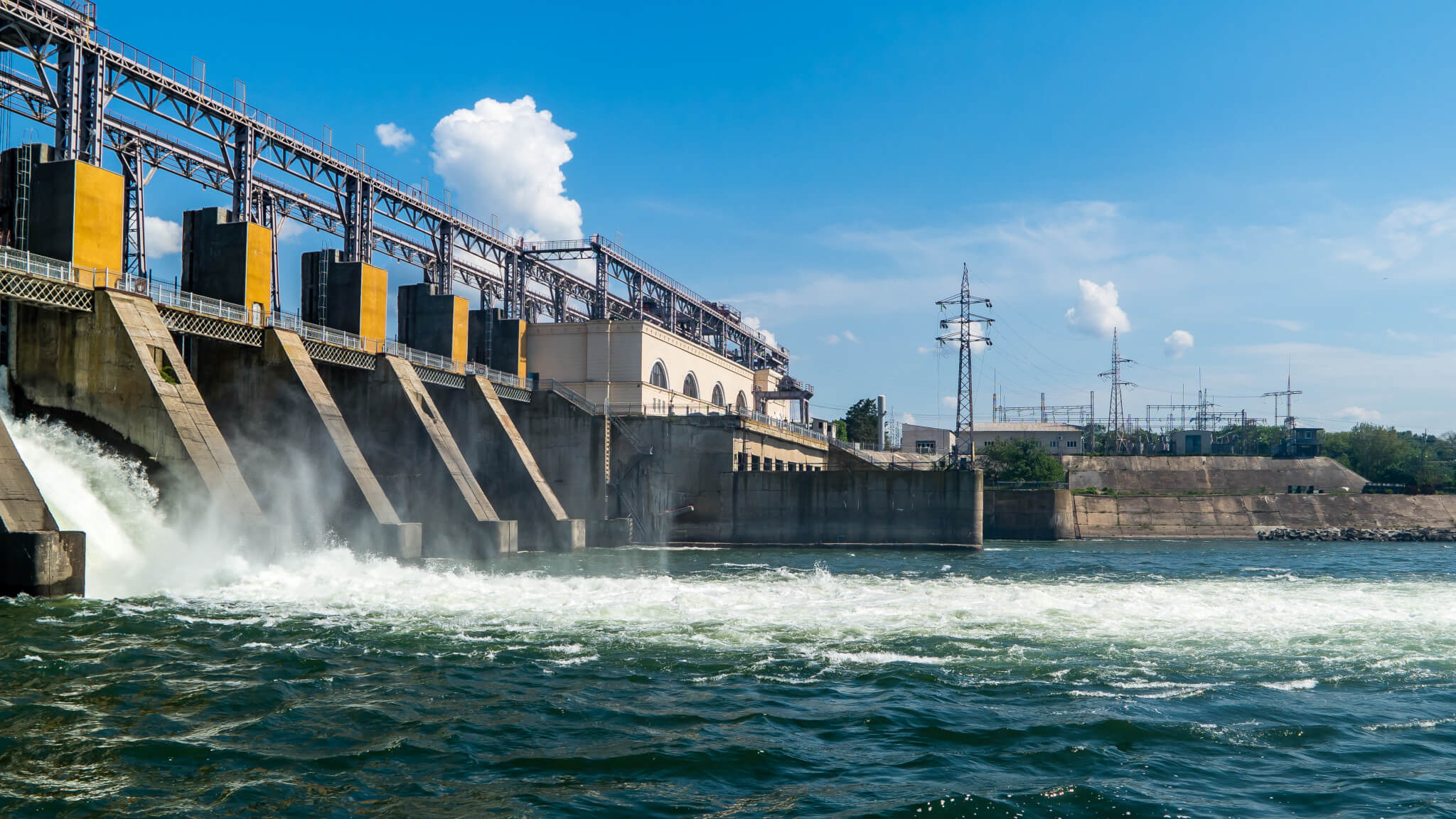 risk analysis of the hydroelectric development