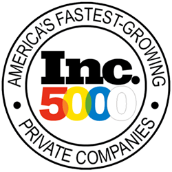 AchieveIt named one of Inc 5000's America's fastest growing private companies