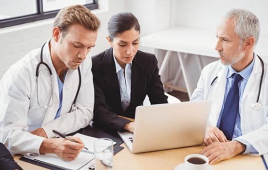 website industries blocks healthcare