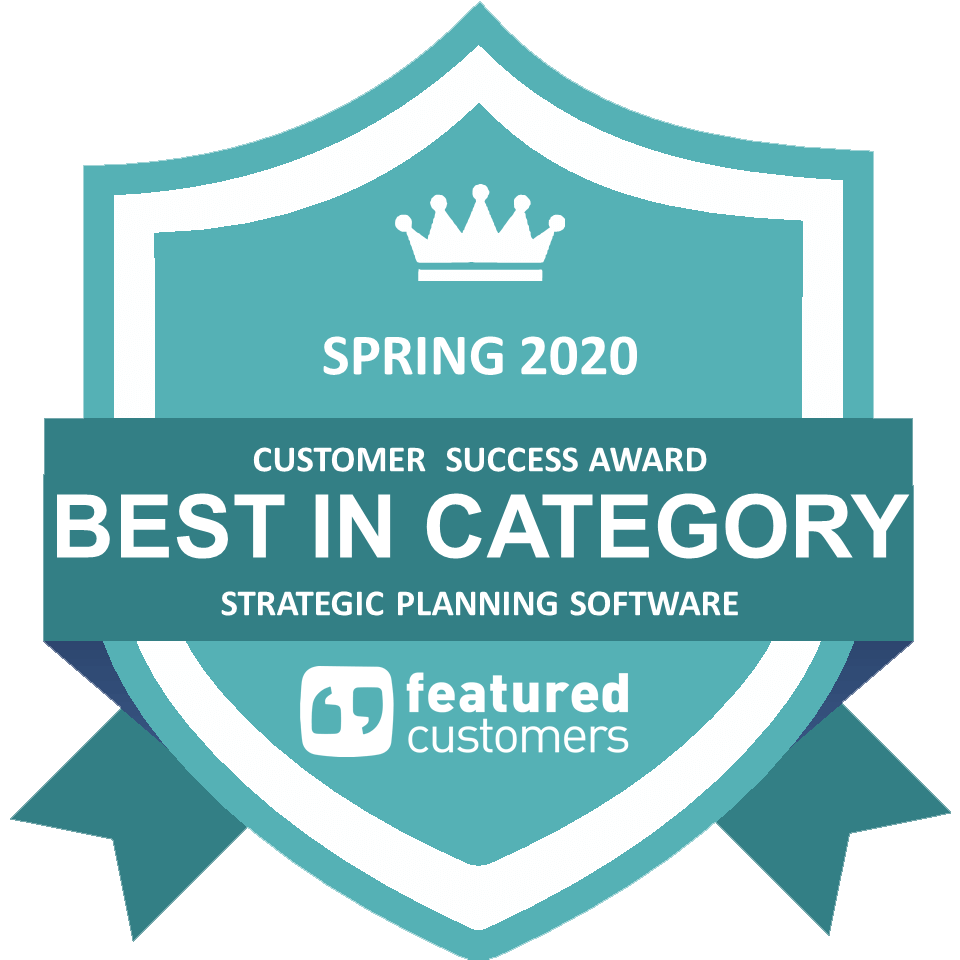 AchieveIt Best in Category - FeaturedCustomers 2020