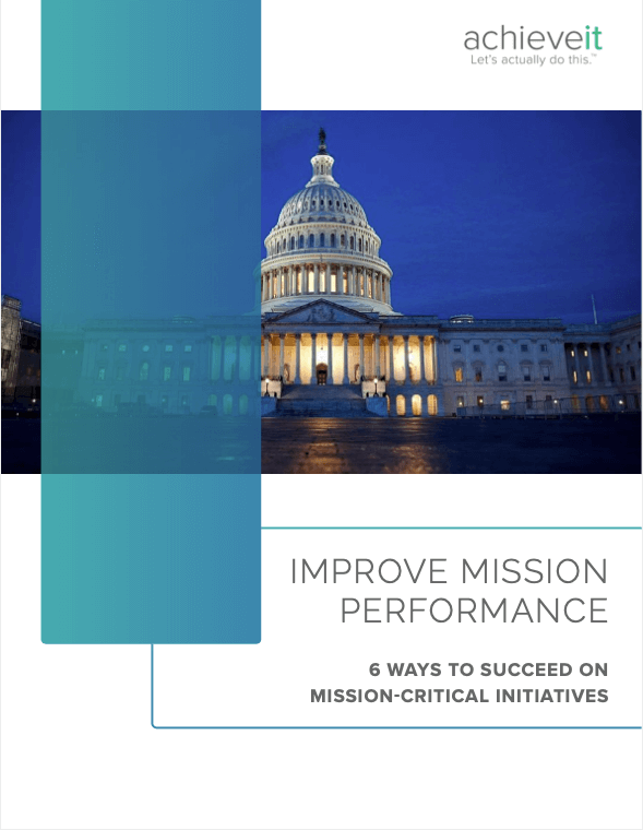 Improve Mission Performance