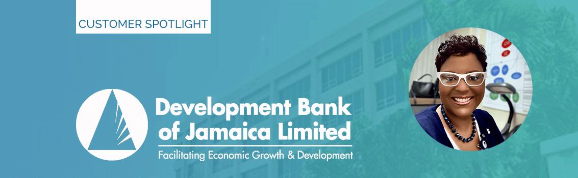 Customer Spotlight - Candice Williams with Development Bank of Jamaica_achieveit