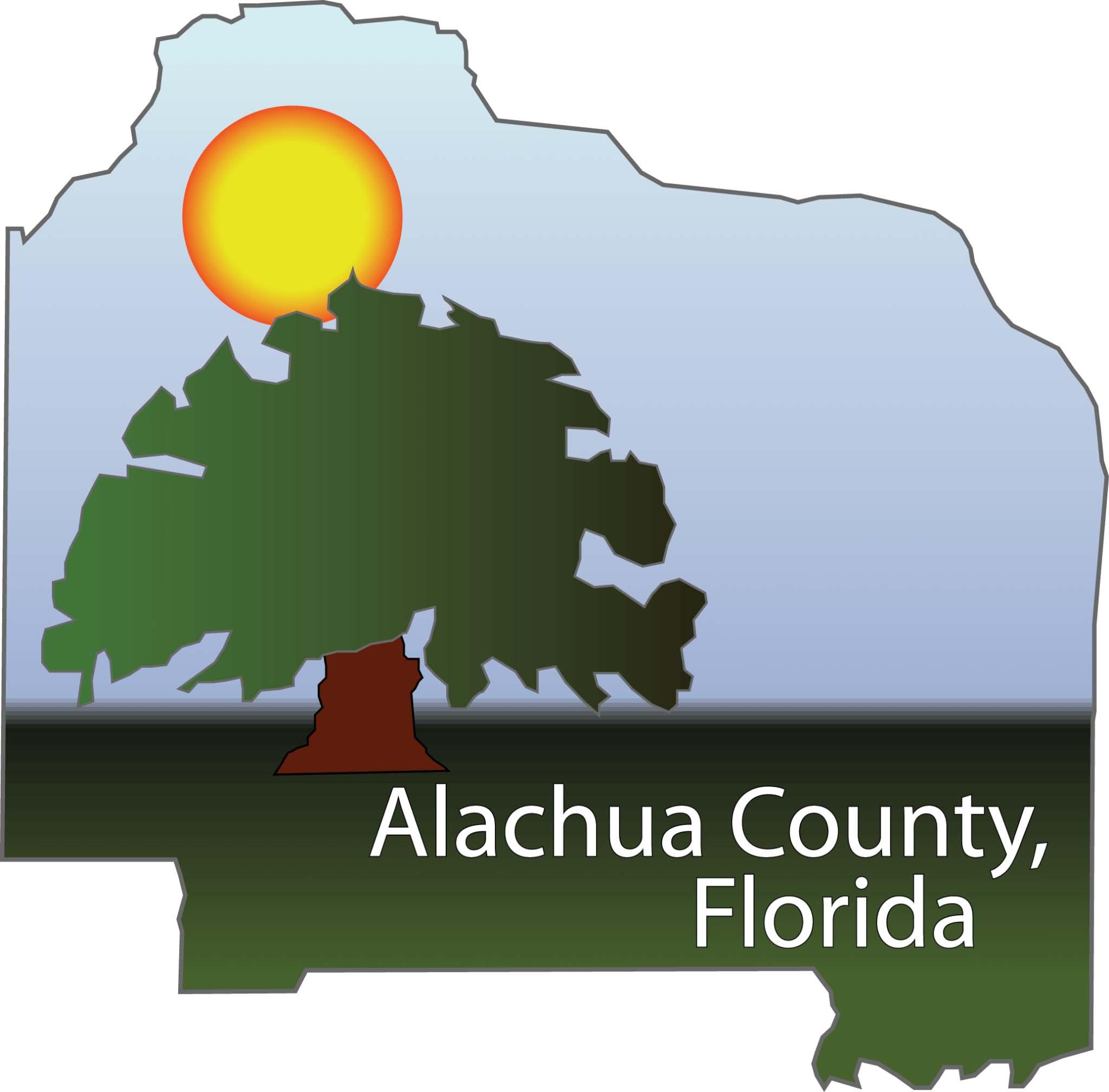 alachua county florida logo